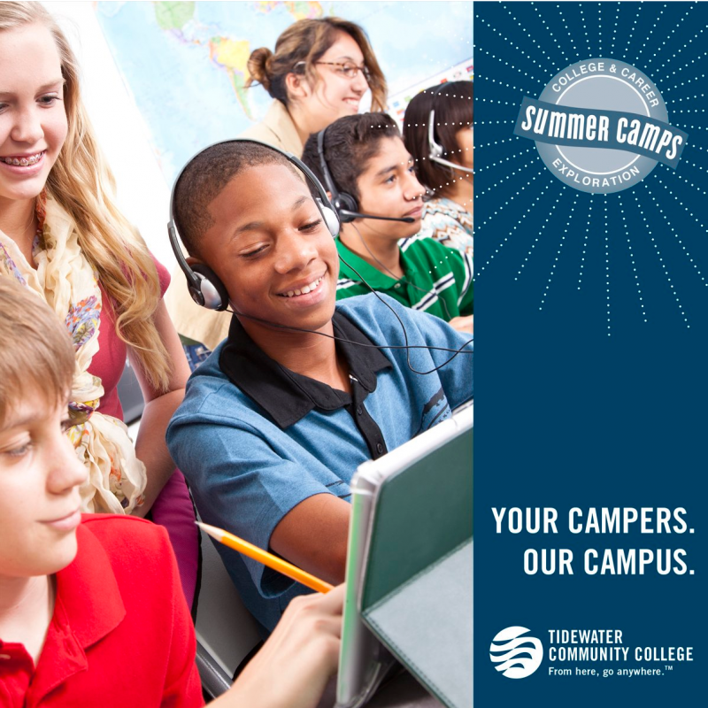 Tidewater Community College Summer Camps