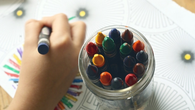 Connect Your Child with Art