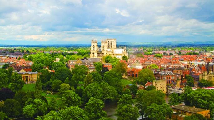 York: Britain's Heartland