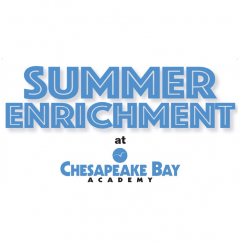 Summer Enrichment at Chesapeake Bay Academy
