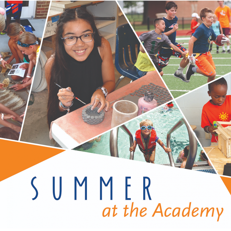 Norfolk Academy - Summer at the Academy