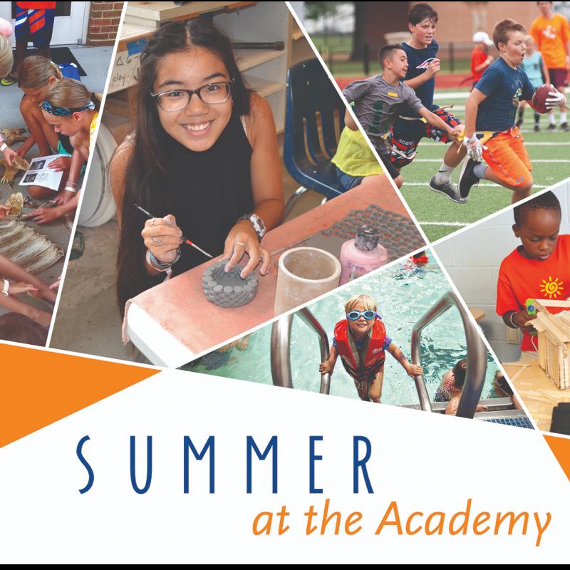 Norfolk Academy - Summer at the Academy