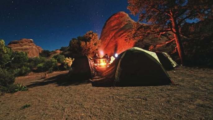 Safe Camping Tips