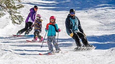 Hit the Slopes at Smuggler's Notch