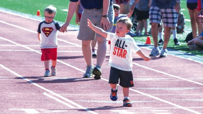 A Salute to Special Olympics