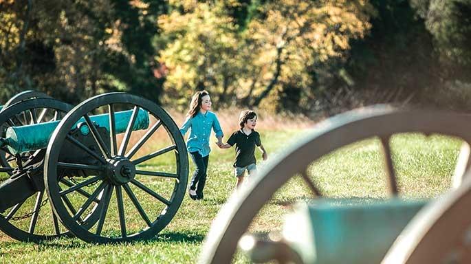 An Historic Virginia Escape