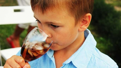 Are Your Kids Caffeinated?