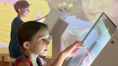 Explore Kid-Friendly Art