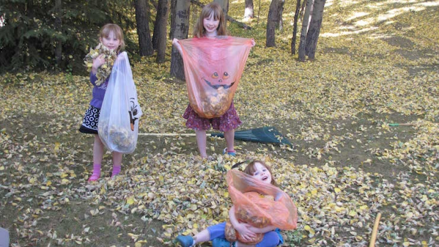 Raising Earth Friendly Kids