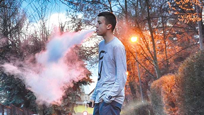 Is Your Teen Vaping?